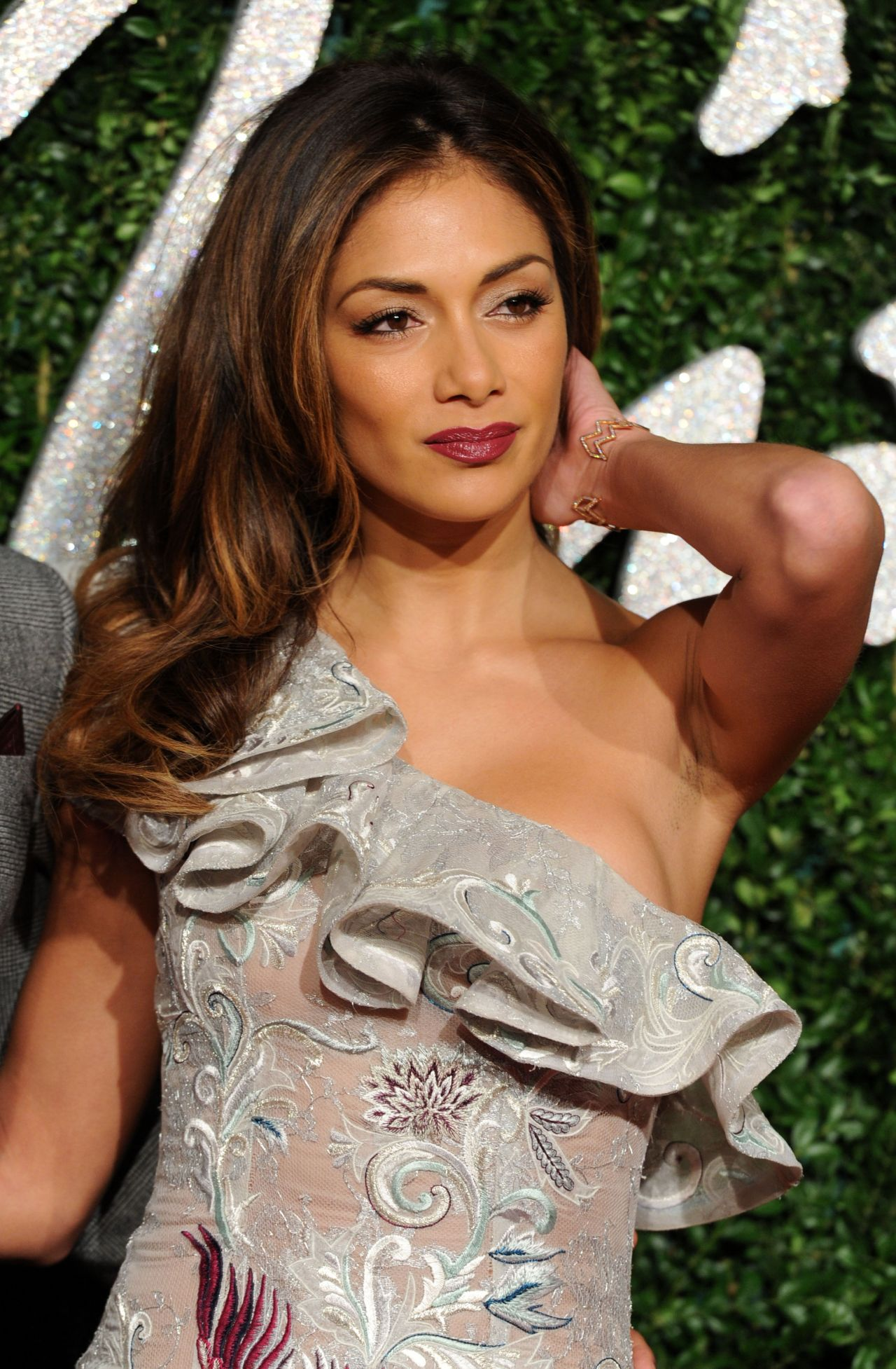 Nicole Scherzinger – 2014 British Fashion Awards in London