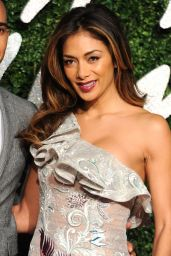 Nicole Scherzinger - 2014 British Fashion Awards in London