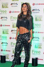 Nicole Scherzinger - Free Radio Live 2014 in Birmingham in England