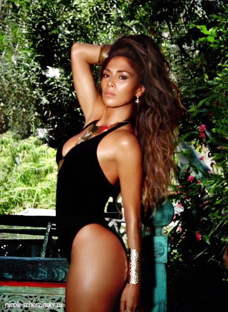 Nicole Scherzinger In A Bikini - Your Love Promoshoot 2014-9403