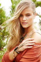 Nina Agdal - Cosmopolitan Magazine (Mexico) - January 2015
