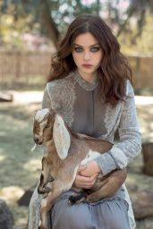 Odeya Rush - Grey Magazine Photos - Spring/Summer 2014
