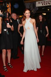Olga Kurylenko on Red Carpet -