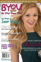 Olivia Holt - BYOU Magazine Holiday 2014 Issue