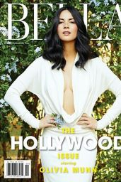 Olivia Munn - BELLA Magazine Cove - January/February 2015