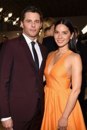 Olivia Munn Style - Valentino Sala Bianca 945 Event in New York City
