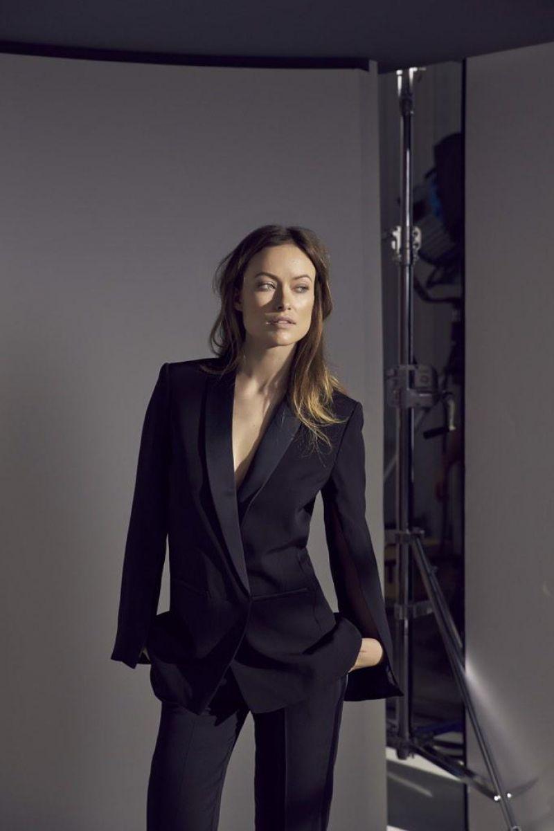 Olivia Wilde – H&M Conscious Exclusive 2015 Campaign