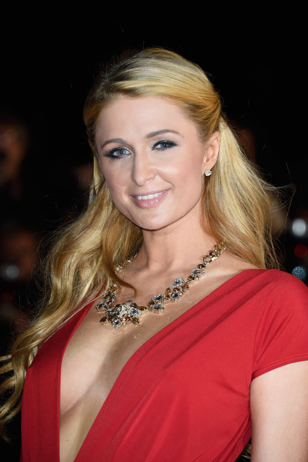 Paris Hilton 2014 Nrj Music Awards In Cannes