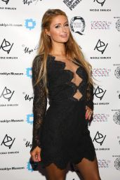 Paris Hilton - 2014 Women In Art Benefit in Miami Beach - December 2014