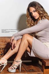Pia Toscano - Regard Magazine December 2014 Issue