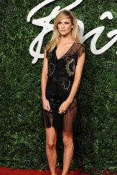 Poppy Delevingne - 2014 British Fashion Awards in London
