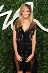 Poppy Delevingne - 2014 British Fashion Awards in London