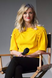 Reese Witherspoon - Apple Store Soho Presents Meet the Filmmakers, December 2014