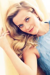Reese Witherspoon - Photoshoot for Harper