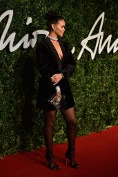 Rihanna – 2014 British Fashion Awards in London