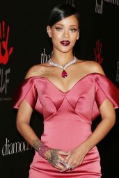 Rihanna - Her 1st Annual Diamond Ball Benefit in Beverly Hills