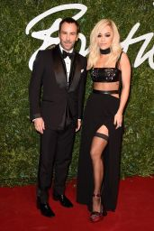 Rita Ora – 2014 British Fashion Awards in London