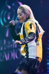 Rita Ora Performs at HOT 99.5's Jingle Ball 2014 in Washington, D.C.