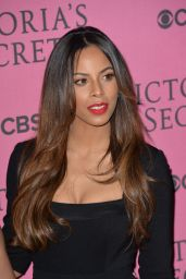 Rochelle Humes – 2014 Victoria's Secret Fashion Show in London – After Party
