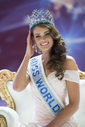 Rolene Strauss - Crowned Miss World 2014 - Ceremony in London