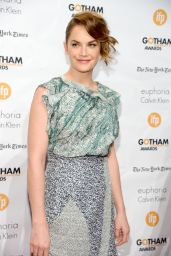 Ruth Wilson - 2014 Gotham Independent Film Awards in New York City