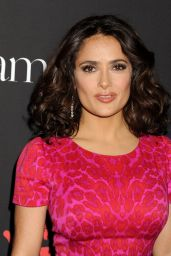 Salma Hayek – Rihanna's 1st Annual Diamond Ball Benefit in Beverly Hills