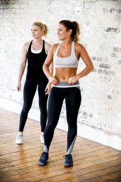 Sam Faiers - Workout PhotoShoot (2014)