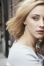 Sarah Gadon - 2014 Photoshoot for Jaeger-Le-Coultre
