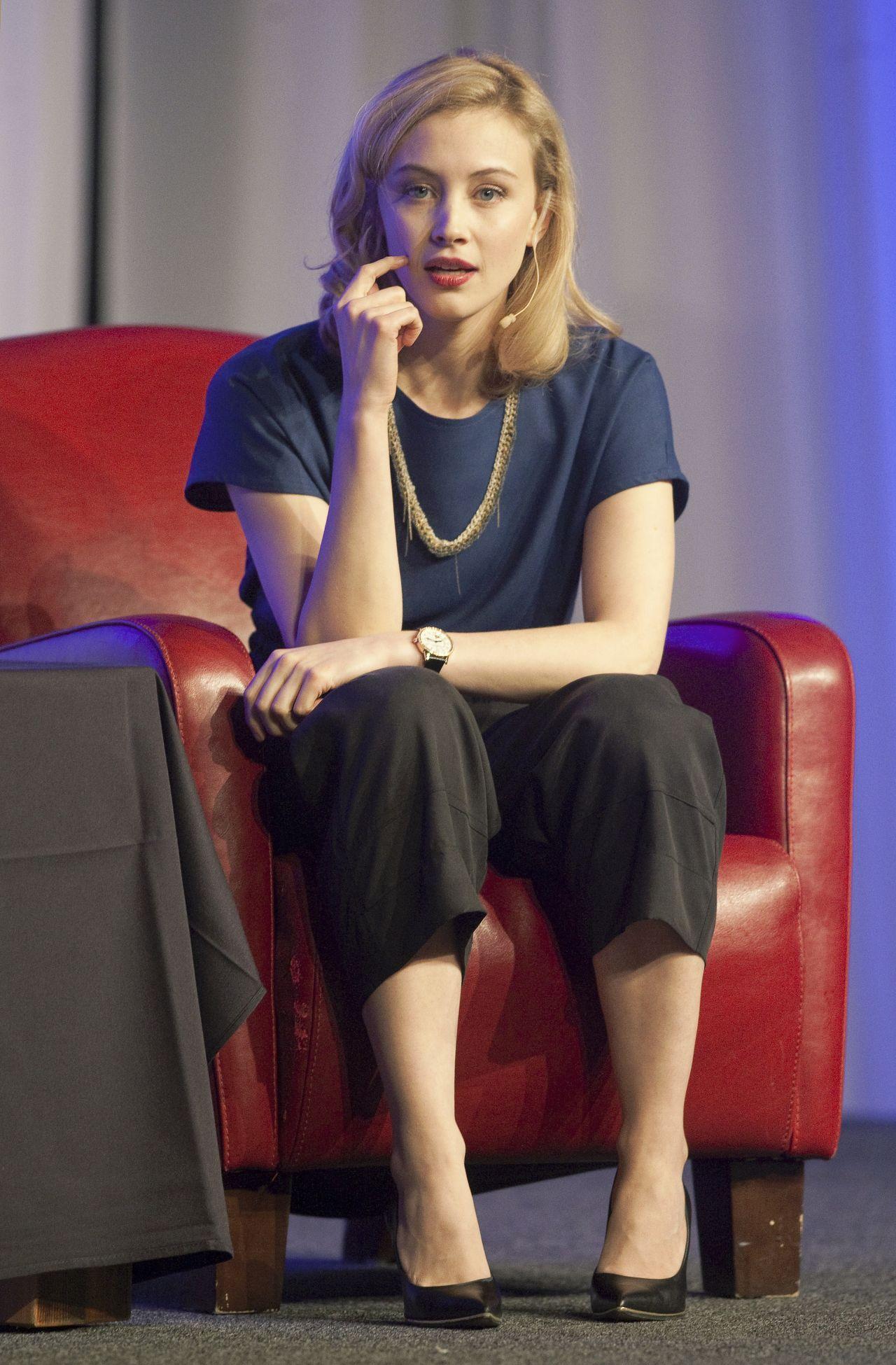 Sarah Gadon 2014 Whistler Film Festival In Canada