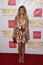 Sarah Hyland – TrevorLIVE The Trevor Project Event in Los Angeles