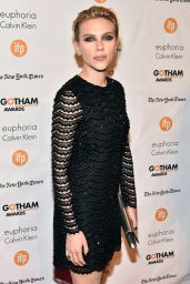 Scarlett Johansson - 2014 Gotham Independent Film Awards in New York City