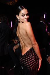 Shanina Shaik – 2014 Victoria's Secret Fashion Show in London – After Party