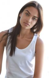 Shanina Shaik - Next Model Photoshoot (2014)