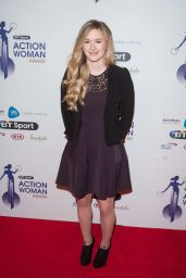 Shauna Coxsey – 2014 BT Sport Action Woman Awards in London