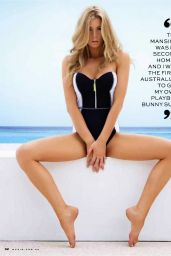 Sheridyn Fisher - Maxim Magazine (Australia) January 2015 issue