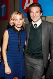 "Sienna Miller - Special New York Lunch of ""American Sniper"" in New York City"
