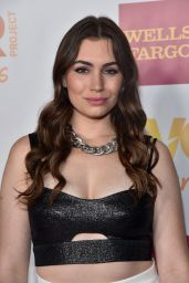 Sophie Simmons – TrevorLIVE The Trevor Project Event in Los Angeles