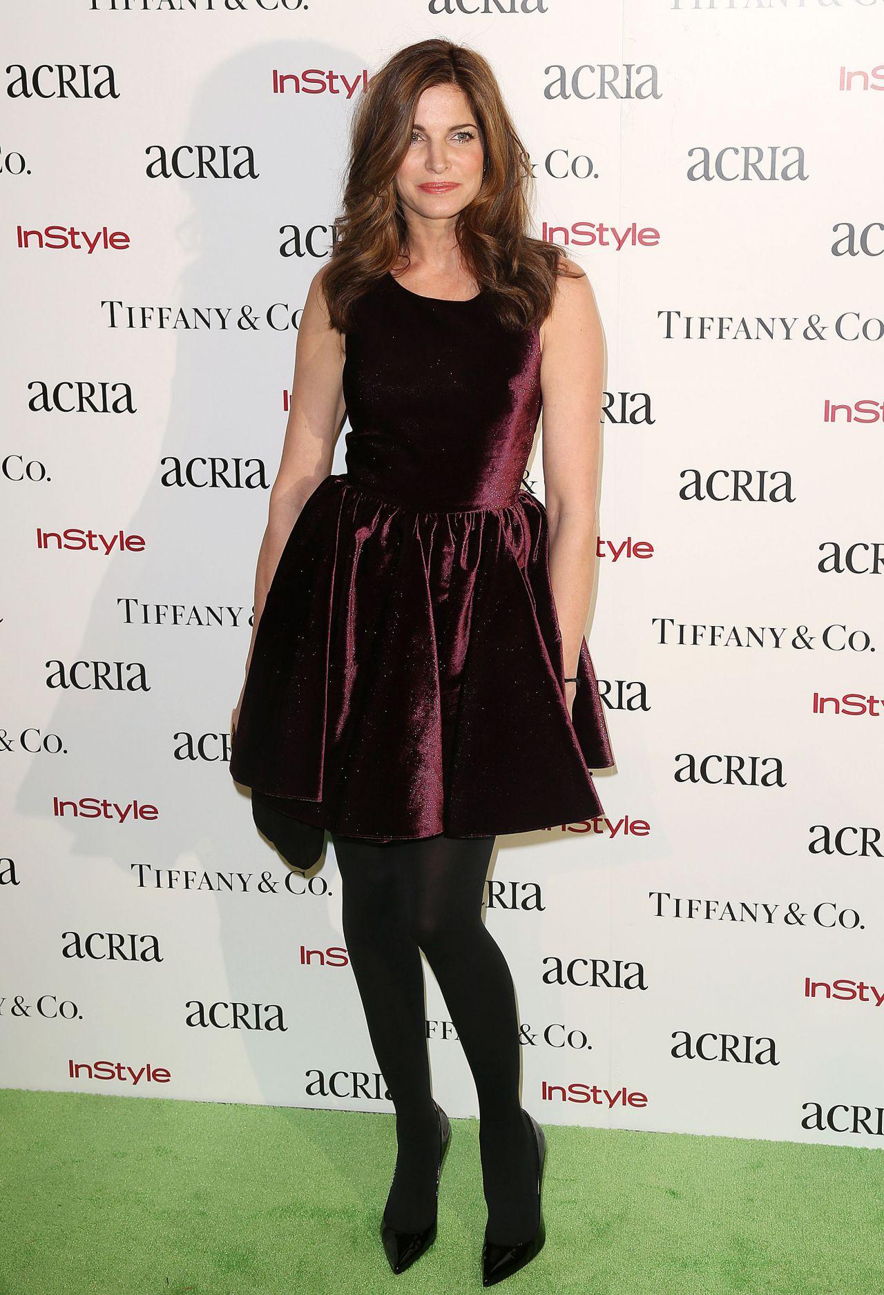 Stephanie Seymour - 2014 Acria Holiday Dinner In New York City-1160