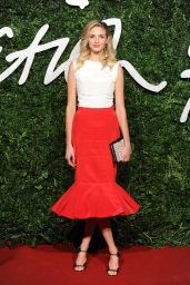Tamsin Egerton - 2014 British Fashion Awards in London