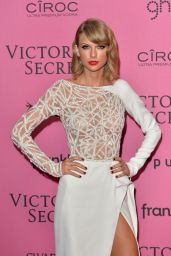 Taylor Swift – 2014 Victoria's Secret Fashion Show in London – After Party