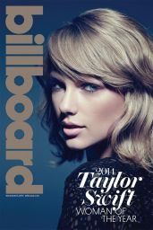 Taylor Swift - Billboard Magazine Woman of the Year Issue - December 2014