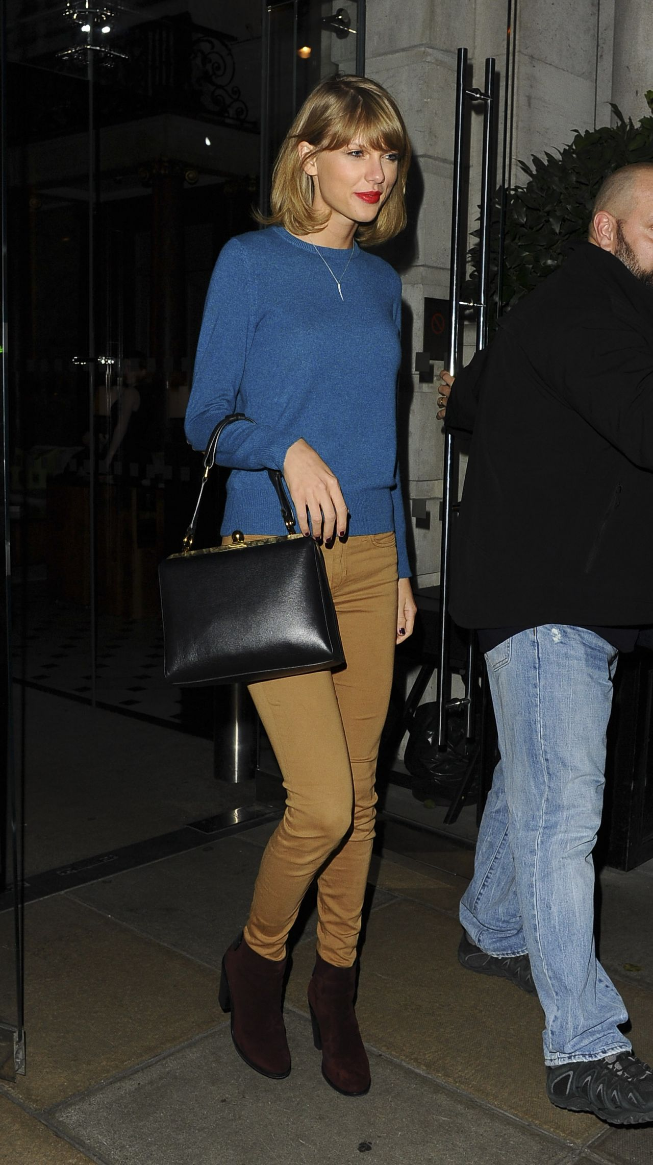 Taylor Swift Casual Style
