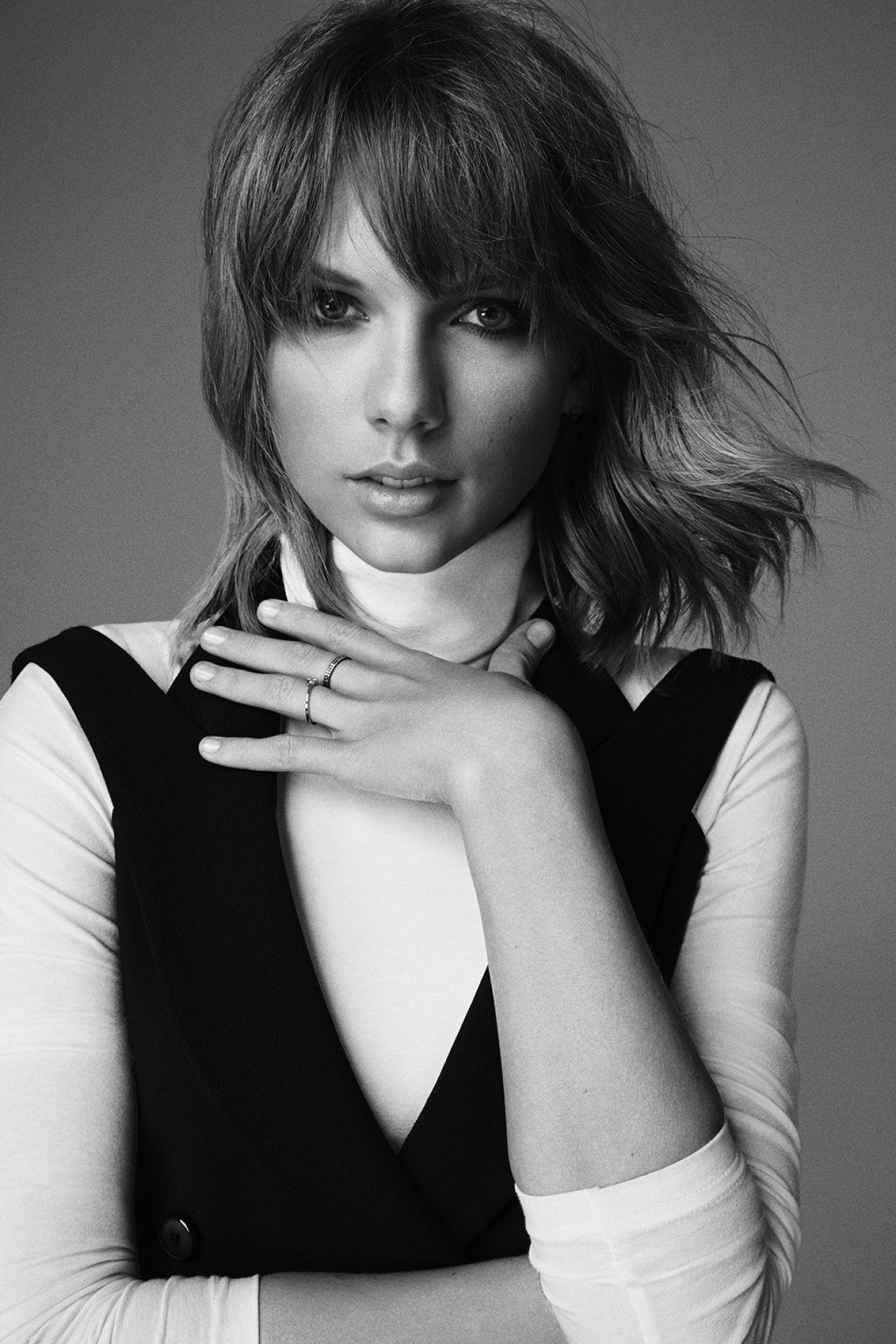Taylor Swift - Grazia Magazine (France) Photoshoot (2014)