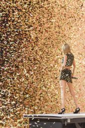 Taylor Swift Performs at 2014 Capital FM's Jingle Bell Ball Held at The O2 in London