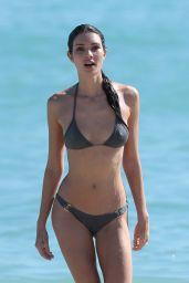 Teresa Moore in a Bikini in Miami - December 2014