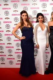 The Saturdays - 2014 Cosmopolitan Ultimate Women Awards in London
