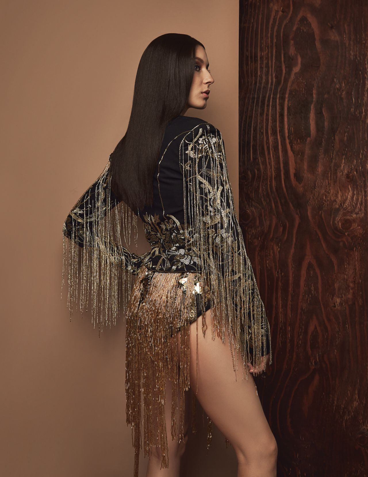 troian bellisario photoshoot for schon magazine