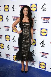 Tulisa Contostavlos - 2014 British Comedy Awards in London