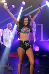 Tulisa Contostavlos Performs at G-A-Y Club in London - November 2014