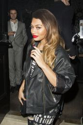 Vanessa White Night Out Style - Metro